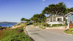 kaupungin Carmel-by-the-Sea hotellit