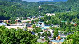 Gatlinburg hotellit lähellä Gatlinburg Space Needle and Family Fun Center