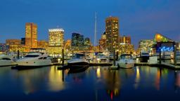Baltimore hotellit Inner Harbor