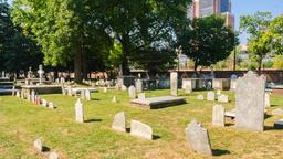 Philadelphia hotellit lähellä Christ Church Burial Ground
