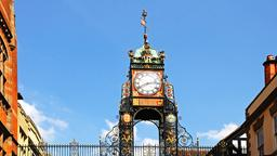 Chester hotellit lähellä Eastgate and Eastgate Clock
