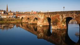 Hotellihakemisto: Dumfries