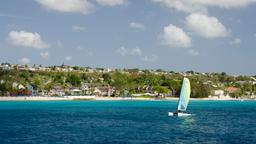 Halvat lennot Barbados