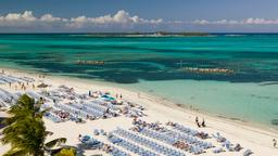 Nassau hotellit Cable Beach
