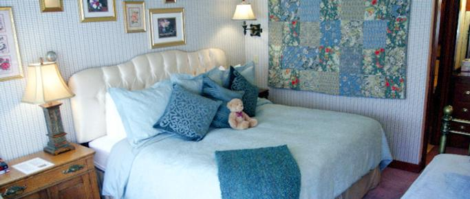 A Cowslip's Belle-Bed & Breakfast - Ashland - Makuuhuone