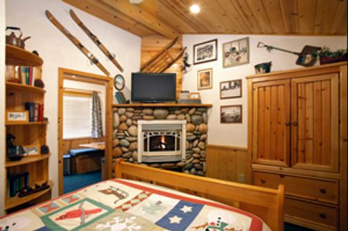 Fireside Lodge Bed and Breakfast - South Lake Tahoe - Makuuhuone
