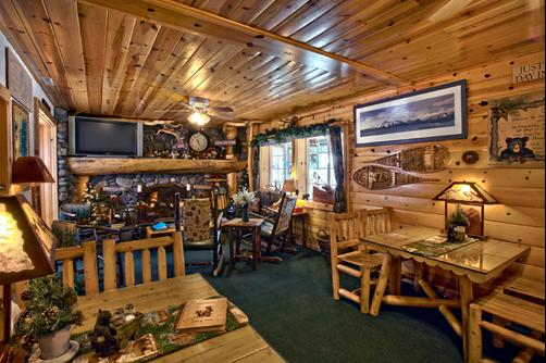 Fireside Lodge Bed and Breakfast - South Lake Tahoe - Ravintola