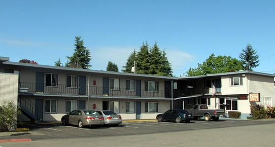 Riviera Inn - Port Angeles - Rakennus