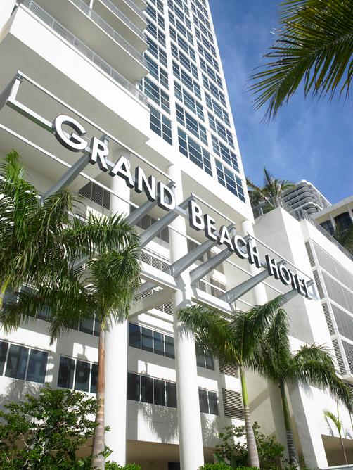 Grand Beach Hotel - Miami Beach - Rakennus